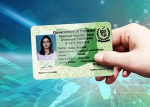 Identity Documents – NADRA Pakistan